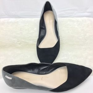 Calvin Klein Flats Pointed Toe/Size 7.5